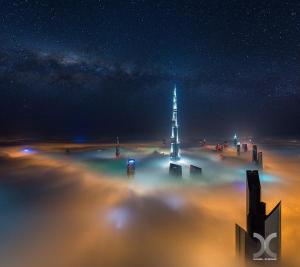 Dubai way by Arteragazzina (DeviantArt)